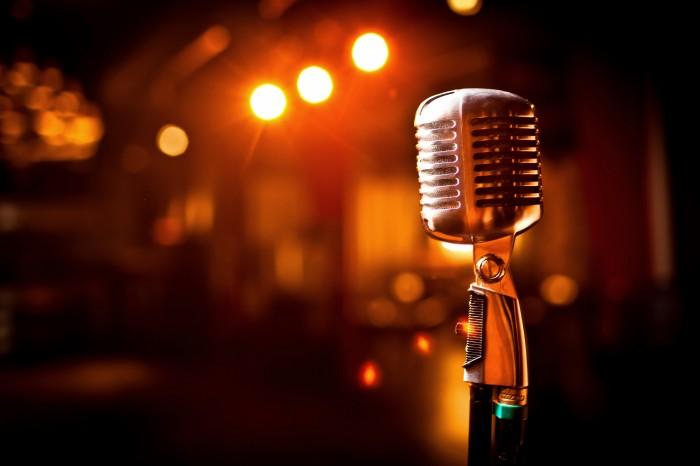 микрофон музыка песня концерт.