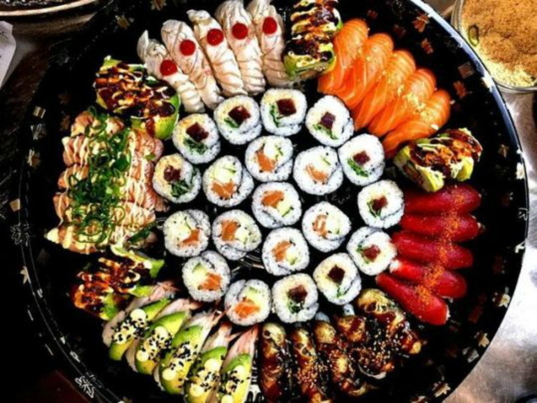 заказать суши от Watatsumi